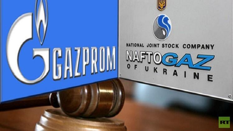 غازبروم: ديون كييف تجاوزت 29 مليار دولار