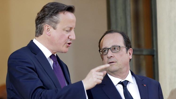 كاميرون يدعو شركاءه الأوروبيين إلى المرونة من أجل إصلاح الاتحاد الأوروبي
