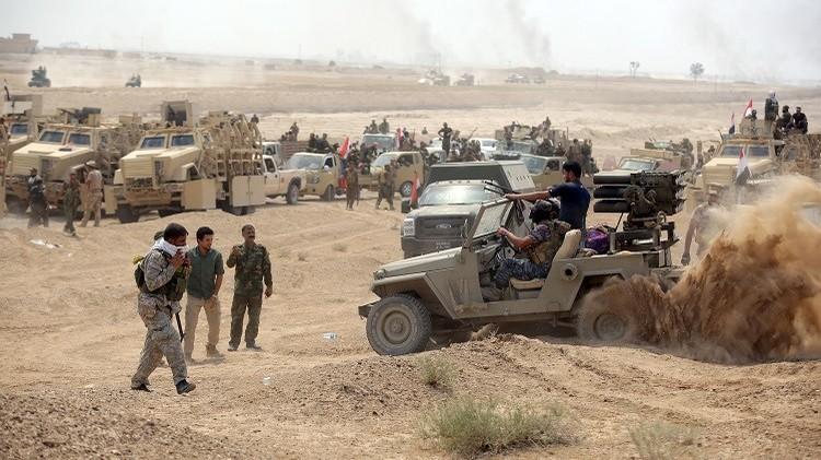 العراق.. القوات الأمنية تتقدم في الأنبار والحشد الشعبي في صلاح الدين