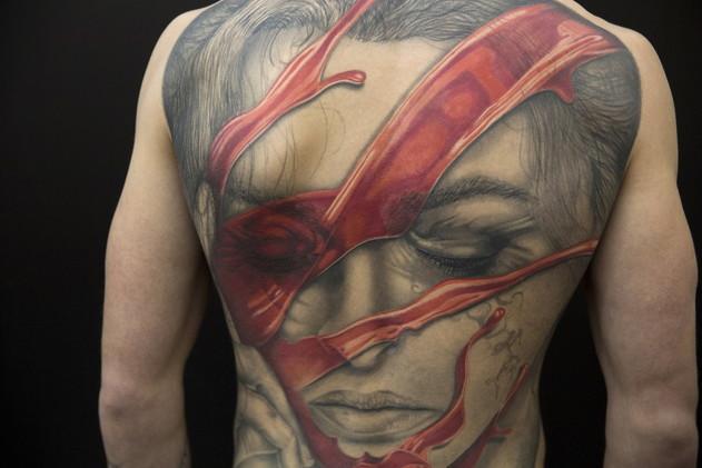 دراسة: للوشم مضاعفات سلبية على الجلد وعلى الصحة