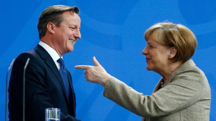 ألمانيا تعلن عن أملها في بقاء بريطانيا ضمن الاتحاد الأوروبي