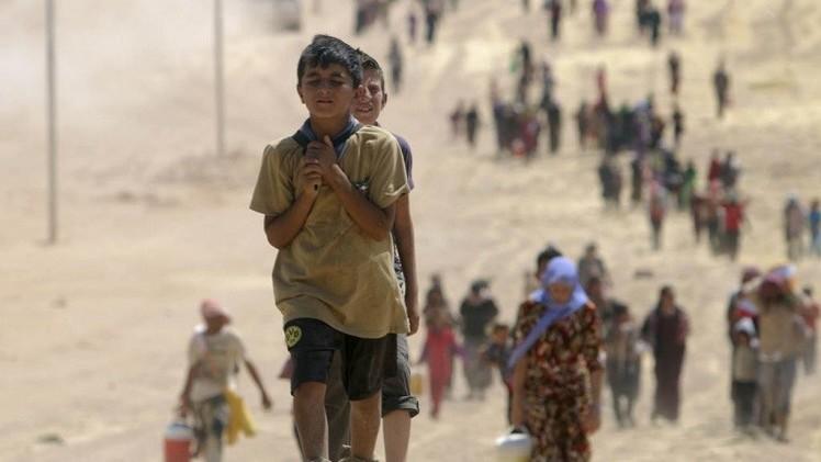الأمم المتحدة: 85 ألف نازح من الرمادي خوفا من
