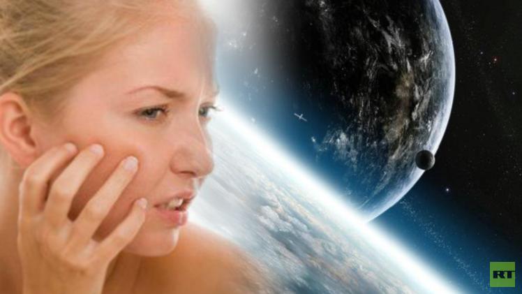 البقاء لفترة طويلة في الفضاء يسبب ترقق الجلد