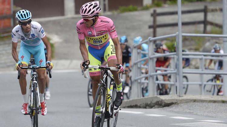 فابيو آرو بطلا للمرحلة الـ19 من سباق