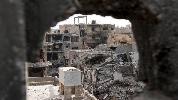 ارتفاع حصيلة الهجوم الصاروخي على بنغازي الى 8 قتلى و8 جرحى