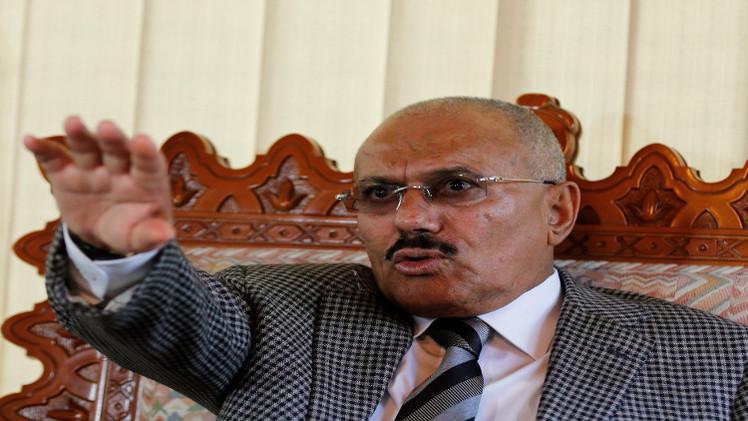 اليمن.. وصول المبعوث الأممي وصالح يتحدث عن ملايين السعودية