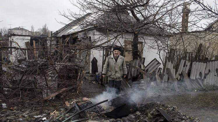 روسيا...تصوير فيلم عن النزاع في جنوب شرق أوكرانيا
