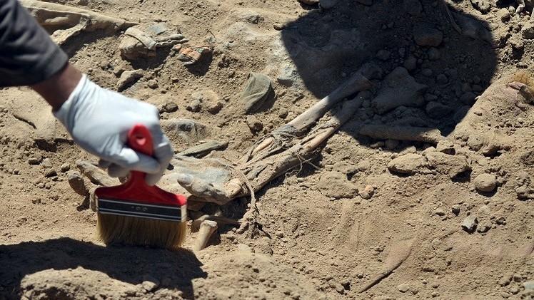 العراق.. العثور على رفات 80 من الأكراد الإيزيديين في مقبرة جماعية شمال الموصل