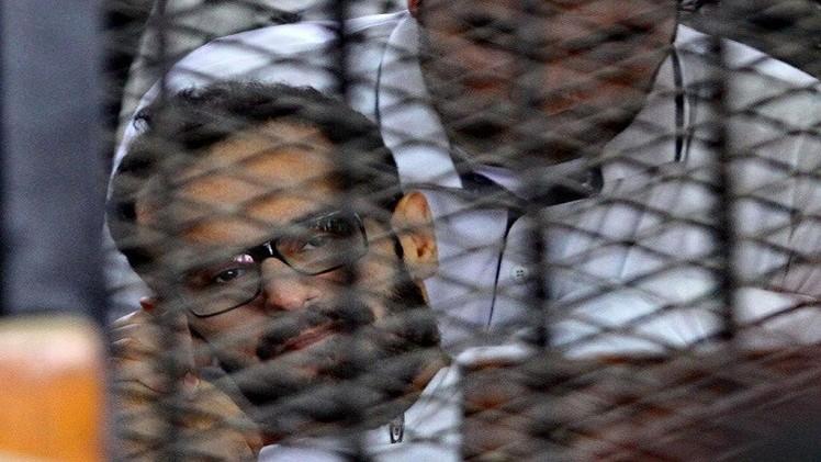 الإفراج عن الناشط الأمريكي المصري محمد سلطان