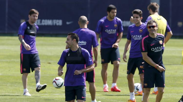 تشكيلة برشلونة الأساسية ضد بيلباو في نهائي كأس ملك إسبانيا .. (فيديو)