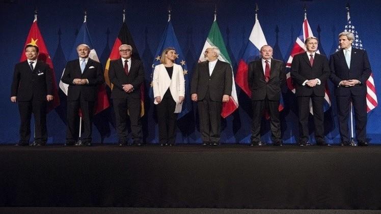 السداسية تتفق على استئناف العقوبات في حالة إخلال إيران بالاتفاق المقبل