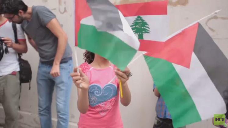 احتجاجات في مخيمات لبنان على قرار الأونروا وقف بدل الإيواء لـ43 ألف شخص