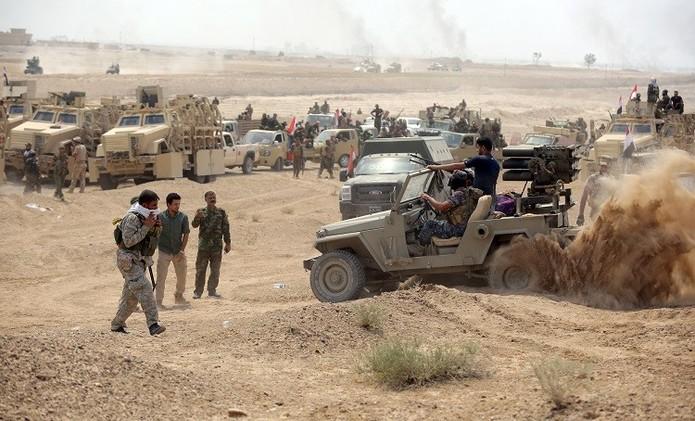 العراق.. تصفية 18 عنصرا من داعش وإحباط هجوم له شمالالفلوجة