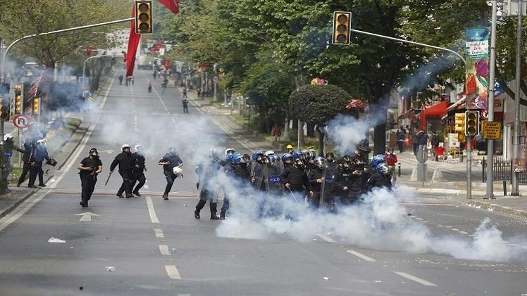 تركيا.. إجراءات أمنية مشددة في