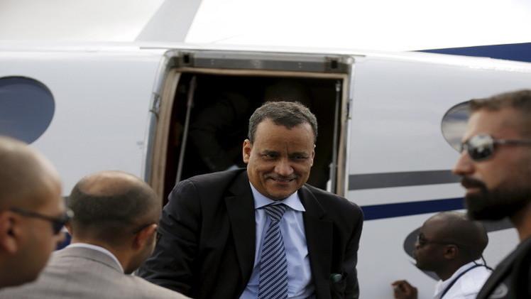 ولد الشيخ أحمد ينوى التوصل إلى هدنة في اليمن قبل بداية رمضان
