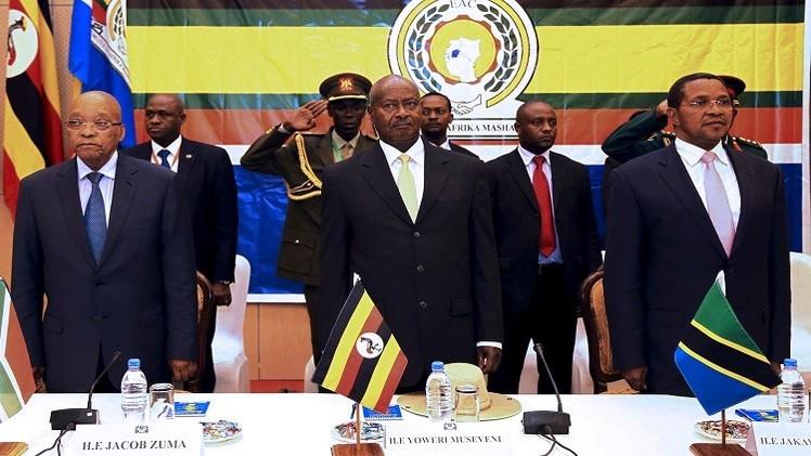 دول شرق إفريقيا: يجب تأجيل الانتخابات البوروندية