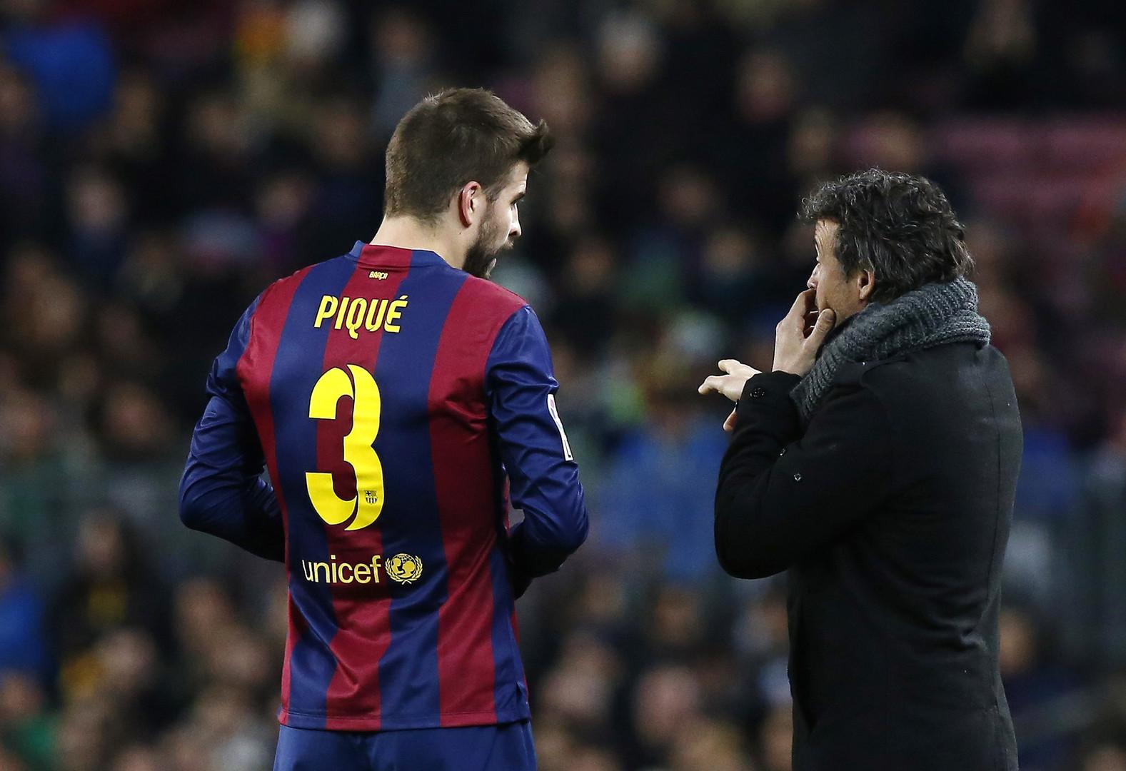 مدرب برشلونة يحذر من الثقة الزائدة أمام قرطبة