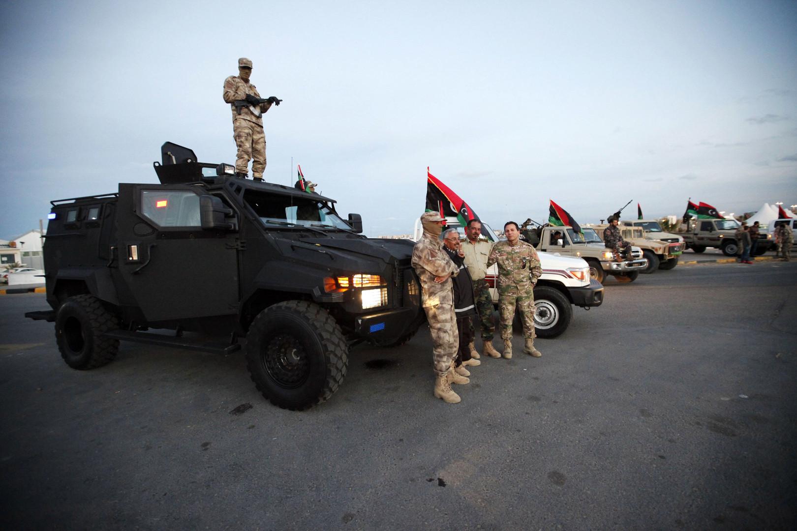 القاهرة: نتابع باهتمام إنشاء قوة دولية لمساندة حكومة الوحدة الوطنية المرتقبة في ليبيا