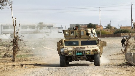 صورة أرشيفية - قوات عراقية