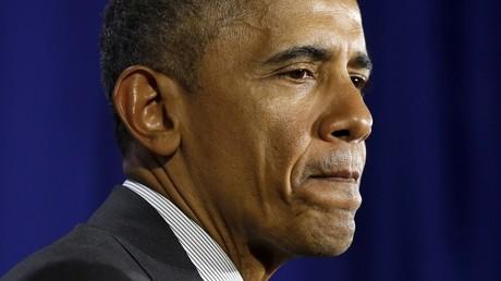 الرئيس الأمريكي باراك أوابما