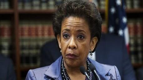 وزيرة العدل الأمريكية