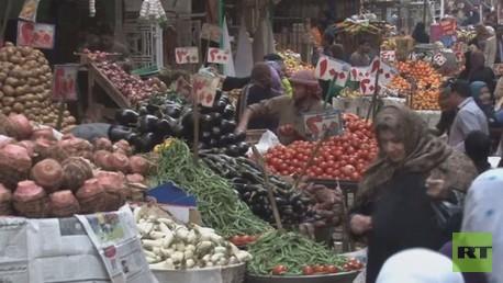 الأسواق المصرية تشهد موجة أرتفاع في الأسعار