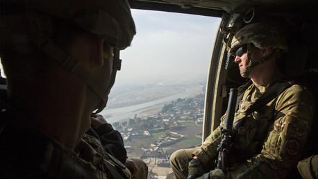 جنود أمريكيون في أفغانستان - صورة من الأرشيف