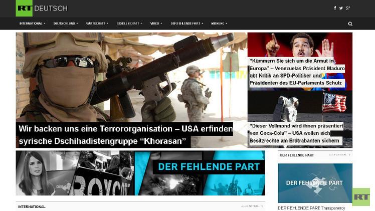 انتقادات لقناة ألمانية تعرض برامج لـ RT