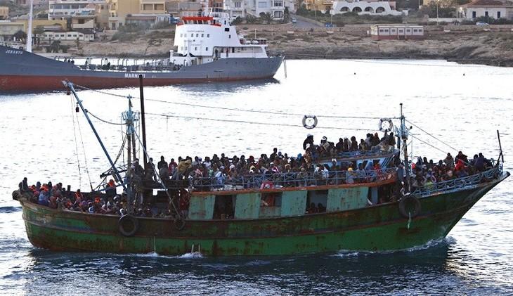 روسيا على استعداد لمساعدة أوروبافي حل قضية الهجرة عبر البحر المتوسط