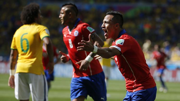 تشيلي تعلن تشكيلتها من 23 لاعبا لكوبا أمريكا