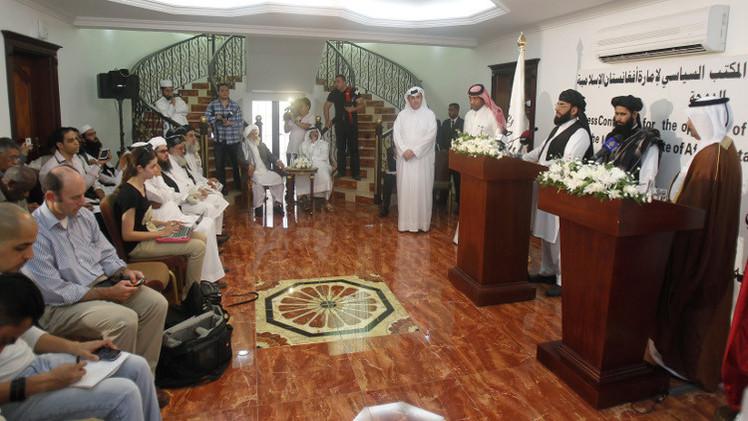 واشنطن: عيون قطر تواصل رصد 5 من طالبان