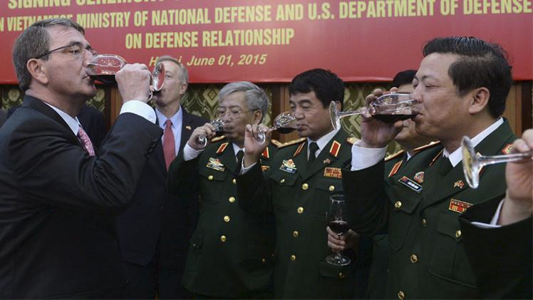 الولايات المتحدة تشكل ائتلاف ضد الصين في منطقة آسيا والمحيط الهادئ