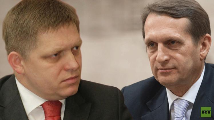 سلوفاكيا تأمل بوقف حرب العقوبات بين موسكو وبروكسل