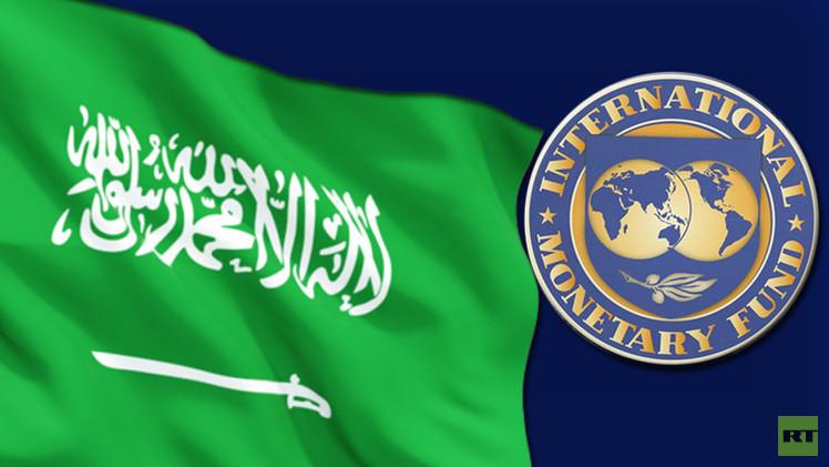 صندوق النقد: ميزانية السعودية مهددة بعجز ضخم في 2015