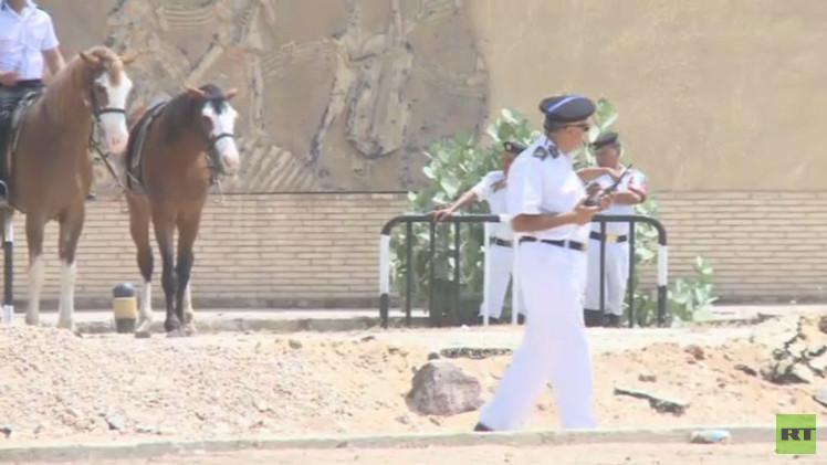 القاهرة.. تأجيل النطق بالحكم على مرسي