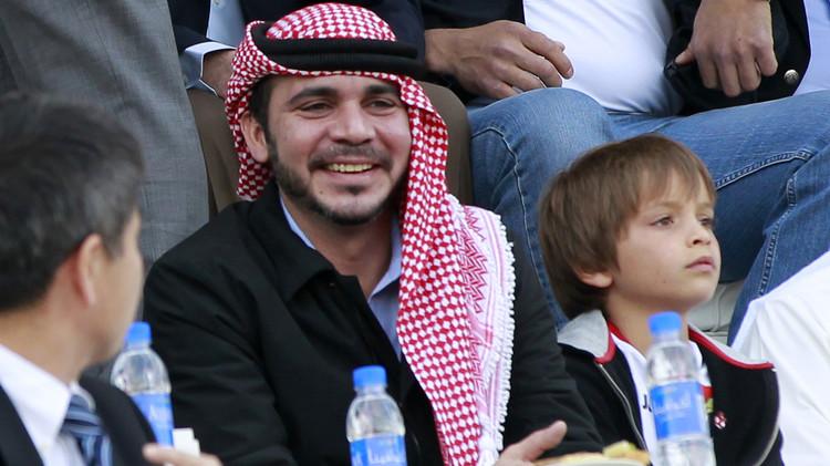 الأمير علي بن الحسين يرشح نفسه لانتخابات رئاسة الفيفا الجديدة