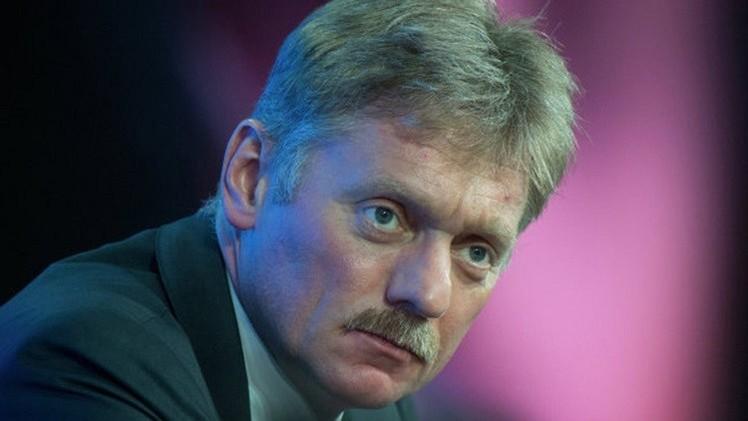 الكرملين لم يعلق بعد على استقالة بلاتر