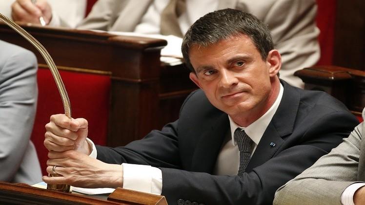 فالس: 110 أشخاص غادروا فرنسا وقتلوا في العراق وسوريا