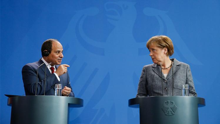 مصر توقع مع الألمان اتفاقيات اقتصادية أبرزها في مجال الطاقة