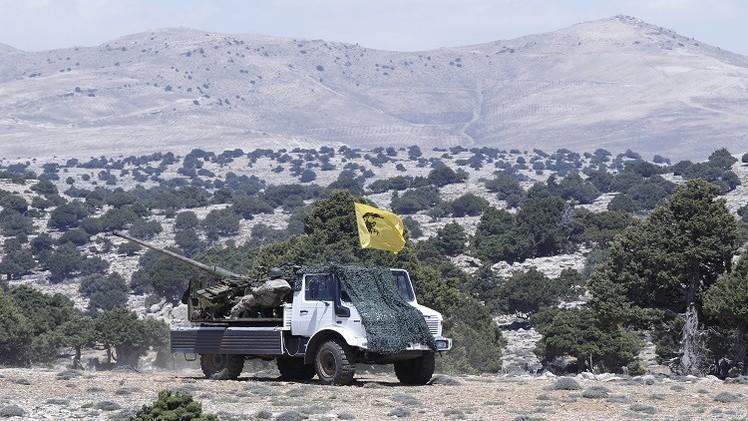 لبنان.. اشتباكات بين حزب الله وجبهة النصرة في منطقة جرود عرسال