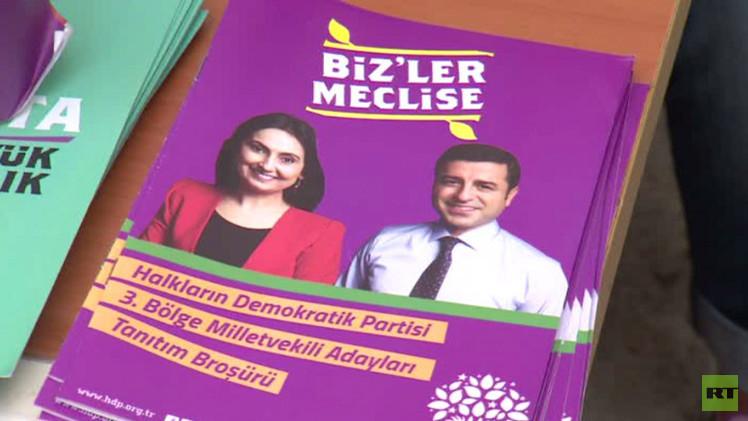 تكتل كردي ينافس في الانتخابات التركية
