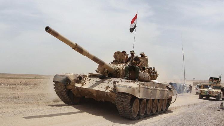 العراق.. عشرات القتلى من داعش شمال تكريت وشرق الرمادي