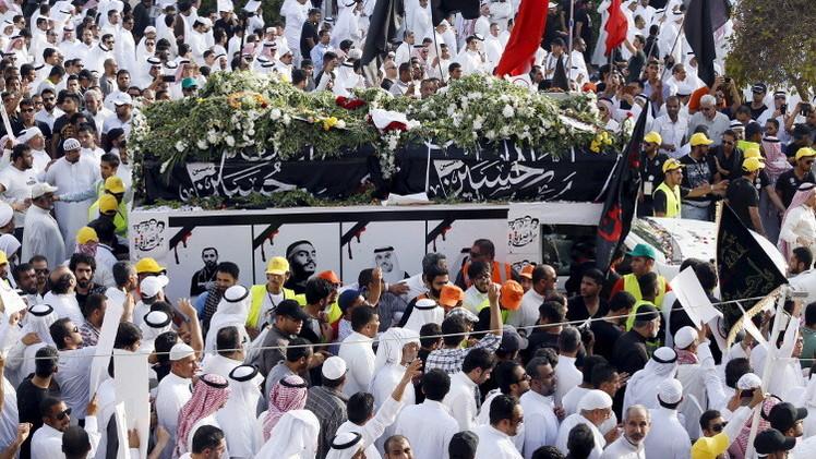 السعودية.. جنازة مهيبة لضحايا مسجد العنود في سيهات
