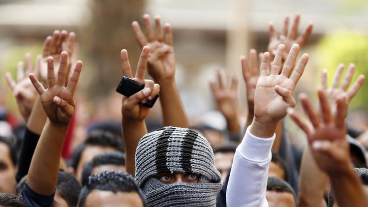 تواصل أعمال العنف والمواجهات في مصر