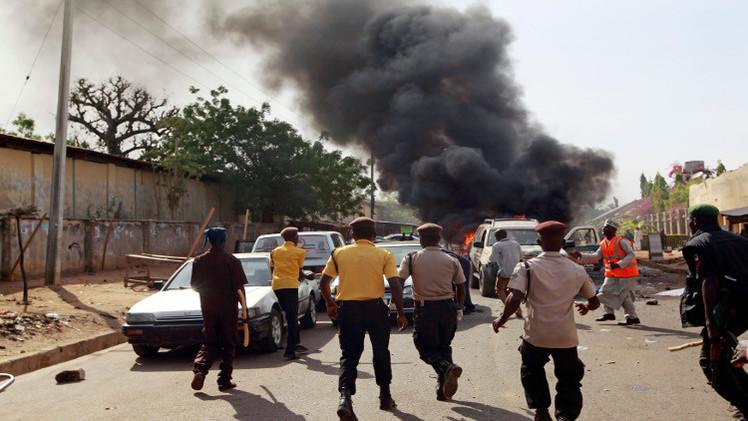 مقتل العشرات في تفجير سوق بنيجيريا