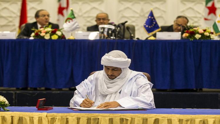 توقيع اتفاق سلام بمالي في 20 يونيو