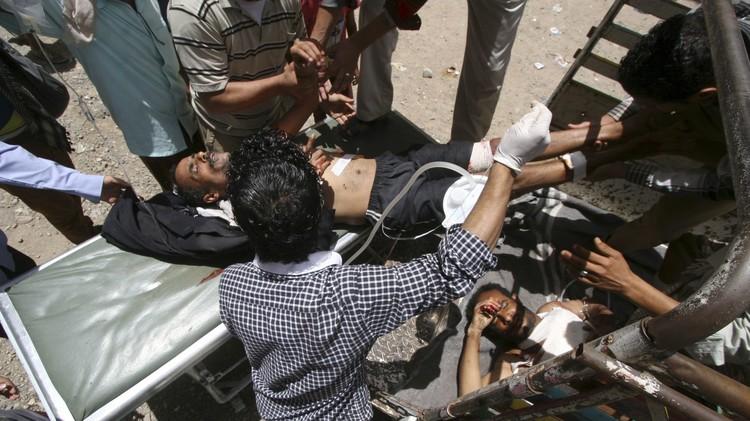 الأمم المتحدة: مقتل أكثر من 2200 شخص في اليمن منذ بدء الصراع