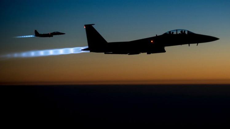 سلاح الجو الأمريكي يدمر مقرات لتنظيم الدولة الإسلامية بمساعدة شبكات التواصل الاجتماعية