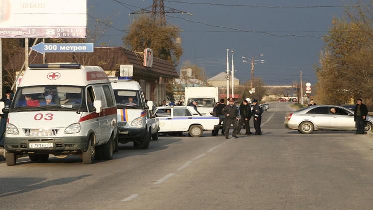 القضاء على زعيم عصابة مسلحة في داغستان