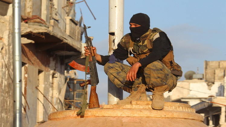 الجيش السوري يتقدم في القلمون و